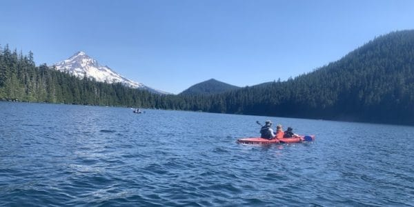 10 Great Places to Kayak with Kids Near Portland, OR